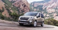 Citroen Berlingo Multispace Motability