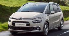Citroen Grand C4 SpaceTourer Motability