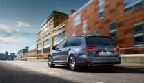 Volkswagen New Golf Estate Motability