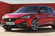 SEAT Leon 5dr New Motability